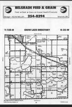 Map Image 055, Stearns County 1989